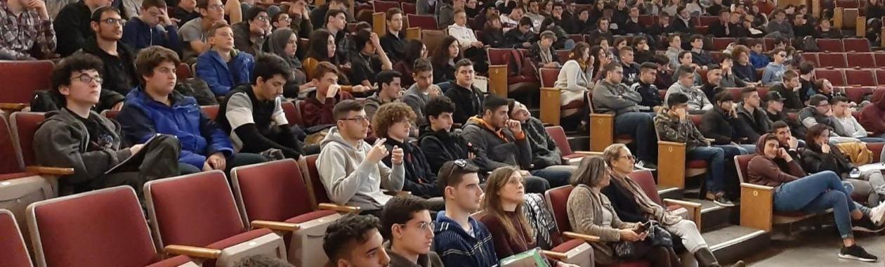 כנס תלמידי הפיסיקה 2020